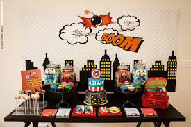 superhero wedding table decorations monkee wedding event real estate photography videography