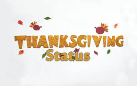 thanksgiving status for whatsapp messages quotes