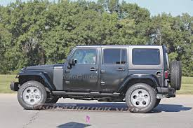 burgundy jeep wrangler 2 door 2018 jeep wrangler slight changes