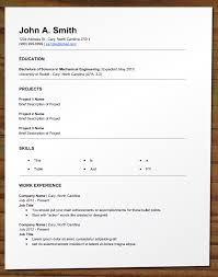 Student Part Time Job Resume by Free Your Resume Google
