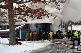 Coldwater Garden Family Restaurant Historic Lake George Retreat Burns News The Daily Reporter