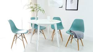 Teal Dining Table Dining Table Set Bikepool Co