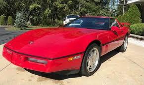 1987 corvette specs 1989 chevrolet corvette for sale carsforsale com