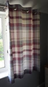 Mauve Curtains Next Eyelet Curtains By Next Called Country Check Purple Mauve