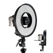 circle light for video falcon eyes dvr 300dvc 300 ring led panel 5600k lighting video film