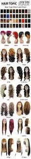 hair topic color chart