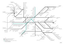 Atlanta Subway Map by Manchester Subway Map Travel Map Vacations Travelsfinders Com