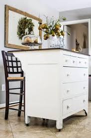 Apartment Therapy Kitchen Island Need Kitchen Storage Make A Kitchen Island From A Dresser