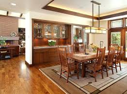 mission style dining room furniture prairie style dining room craftsman dining room craftsman style
