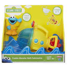 Bathtub Submarine Toy Sesame Street Bath Toys Sesame Street Cookie Monster Bath