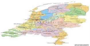 netherlands map cities netherlands political map maps of cities