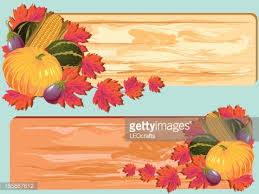 beautiful thanksgiving background vector getty images