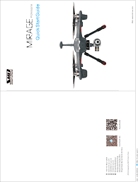 smd q401 mirage user manual 1 shenzhen smart drone uav co ltd