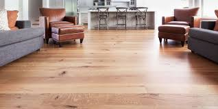 wide plank hardwood floors meets