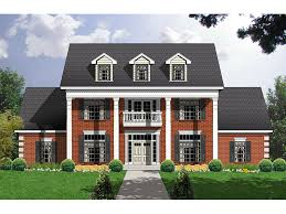 georgian home plans carley point georgian home plan 030d 0104 house plans and more