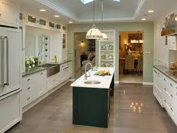 narrow kitchen design with island kitchen narrow kitchen island with sink crown point cabinetry