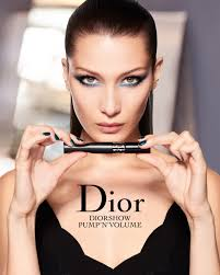 bella hadid named face of dior makeup u2013 wwd