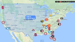 Map Of Troy Michigan by There Are No 5 Star 2017 College Football Recruits In This 2 2