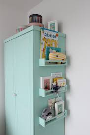Nursery Closet Door Ons Gemaakt Diy Nursery Closet Mint Green Chalk Paint Ikea