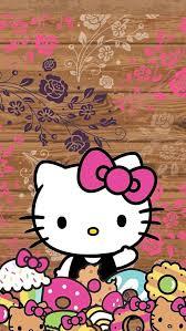 hello kitty themes for xperia c iphone wall hk tjn pinteres