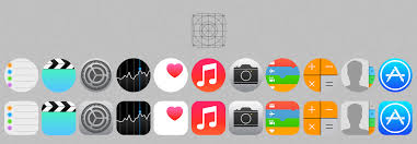 home screen icon design modernizing the home screen how ios could take cues from the design