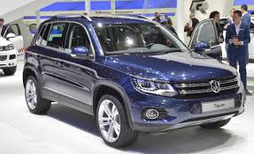 tiguan volkswagen 2012 2012 volkswagen tiguan revealed vw tiguan news u2013 car and driver