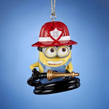despicable me minion ornaments