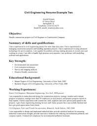 easy resume exle exle of resume for engineering resumes cv cover letter