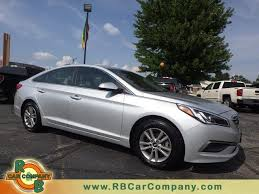 hyundai sonata 97 2016 hyundai sonata 2 4l se fwd in south bend in r b car co