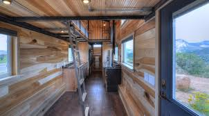 Tiny Home Colorado by This Huge U0027tiny House U0027 On Wheels Can Fit A Family Of Five