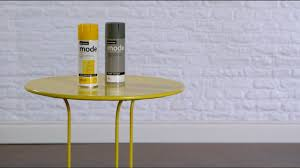 How To Spray Paint Patio Furniture How To Spray Paint A Metal Table Youtube