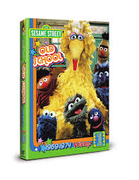 amazon com sesame street old volume one 1969 1974
