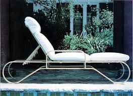 Metal Chaise Furniture Cabana Club Woven Chaise Lounge Armless By Tropitone
