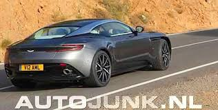 used aston martin for sale aston martin db11 grey