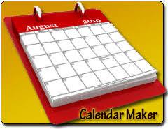 printable calendar generator printable calendar