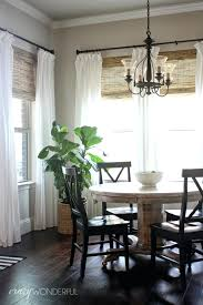 window blinds rattan window blinds caramel simple weave bamboo