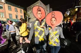 new york city halloween parade halloween nyc 2013 halloween parade photos costumes and more