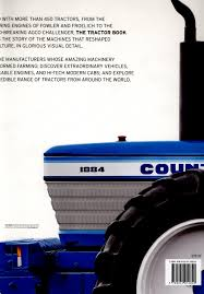 the tractor book the definitive visual history by dk