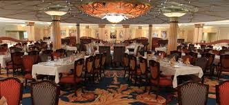 Disney Cruise Line Dining And Restaurants - Beauty and the beast dining room