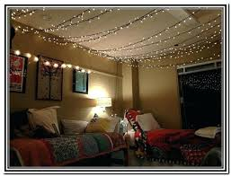 Decorative String Lights Bedroom String Lights Bedroom Image Bedroom Desk Plus Sofa String
