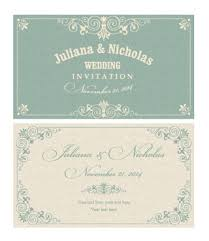 nikkah invitation wedding invitation card format free vector 217 894 free
