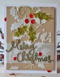 beautiful christmas cards 30 beautiful diy christmas card ideas for 2014