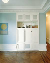 Designing Eclectic Living Room Using Dresser Builtin Cabinet - Floor to ceiling bathroom storage cabinets