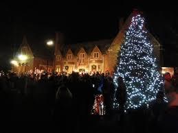 christmas lights events nj moorestown christmas tree lighting ceremony kicks off christmas