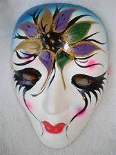 mardi gras wall masks mini ceramic mardi gras masks new porcelain mardi gras mask
