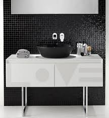 black and white bathroom design ideas black bathroom design ideas