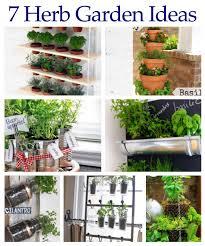diy home sweet home 7 herb garden ideas