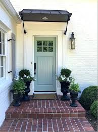 Front Door Awnings Wood Front Door Awnings Front Door Awnings Wood Front Door Canopy Ideas