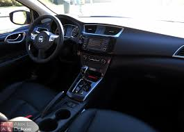nissan stanza 2016 2016 nissan sentra review nissan u0027s compact goes premium