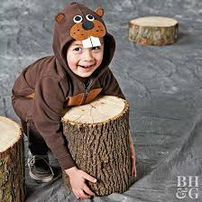 Beaver Halloween Costume Beaver Costume
